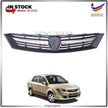 Proton Saga FL FLX Front Bumper Top Grill Grille Sarong Chrome Garnish