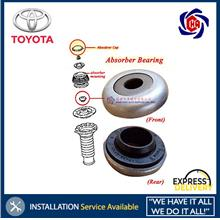 Toyota Vios NCP93 2008~2012 Absorber Mounting Bearing (1PC)