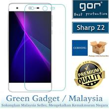 Gor Sharp Aquos Z2 Screen Protector Corning Glass (1pcs)