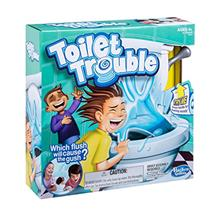 [From USA]Hasbro Games Toilet Trouble.