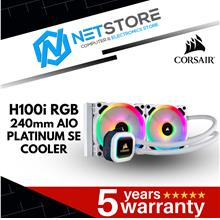 Corsair Hydro Series H100i RGB PLATINUM SE 240mm AIO - CW-9060042-WW
