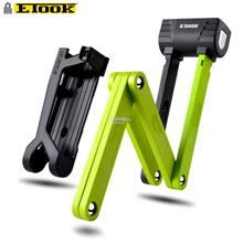 NEW Etook Bicycle Folding Lock Anti Theft Foldable Bike Security