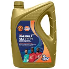 Gulf Formula ULE 5W-40 4L for SUV UAE Imported Fully Synthetic Engine