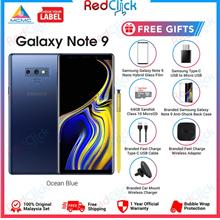 Samsung Galaxy Note 9 /n960 (6GB/128GB) + 6 Free Gift Worth RM539