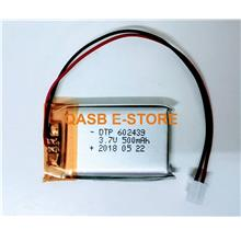 500mAh Lithium Ion Battery