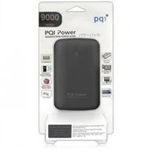 PQI 9000mAh Power Bank (Black)