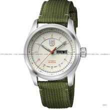 LUMINOX 1907.NF Atacama Field Automatic Day-Date green nylon strap