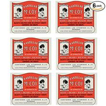 [From USA] Pastillas McCoy Tablets Cod / Fish Liver Oil Extract 6 packs of  100
