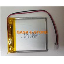 1000mAh lithium ion battery