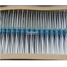 680Ohm axial lead resistor (10pcs)
