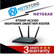 NETGEAR R7000P AC2300 Nighthawk Smart WiFi Router - R7000P-100UKS