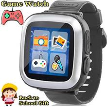 [From USA]Kids Game Smart Watch - Smart Game Watch with 10 Game Camera  Pedomet