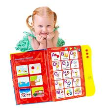 [From USA]ABC Sound Book for Children. English Letters  & Words Learning B