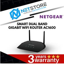 NETGEAR AC1600 Smart WiFi Router Dual Band Gigabit ( R6260-100UKS )