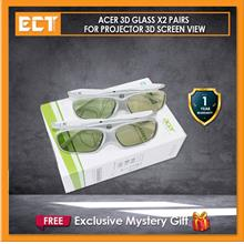 Acer 3D Glass X2 Pairs for Projector 3D screen view