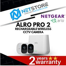 NETGEAR Arlo Pro 2 Wire-Free HD Camera Security System 2 Cam VMS4230P
