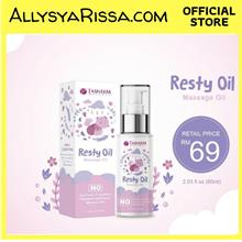 Resty Oil - Massage Oil by Tasneem Naturel (Produk Tempatan)