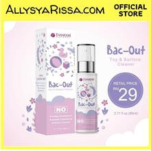 Bac-Out - Toys & Surface Spray Sanitizer by Tasneem Naturel (Produk Te