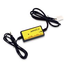 APPS2CAR 3.5mm Interface Audio Adapter Charger for Mazda