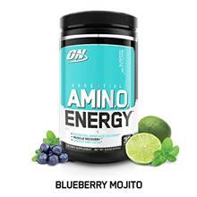 Optimum Nutrition Amino Energy with Green Tea and Green Coffee Extract Flavor:
