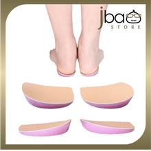 O/X shaped Legs Heel Insert Bow Legs Knock-knees Posture Insole