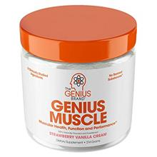 Genius Muscle Builder – Best Natural Anabolic Growth Optimizer for Men  &amp