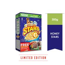 NESTLE Honey STAR Cereal 300g Free Cereal Bar