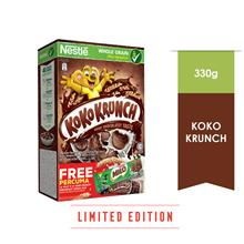 NESTLE KokoKrunch Cereal 300g Free Cereal Bar