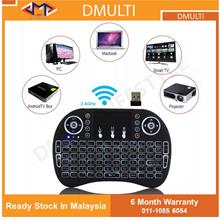 2 4G Mini Air Wireless Touchpad Keyboard KODI Smart XBMC TV Box Androi