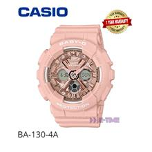 100% ORIGINAL CASIO BABY-G BA-130-4A SPORT WATCH BA-130