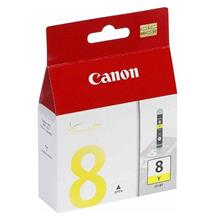 GENUINE CANON CLI-8 YELLOW INK CARTRIDGE **NEW**SEALED BOX