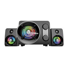 SONICGEAR TITAN 7 BTMI LED 2.1 SPEAKER (RADIO/SD/USB/BT)