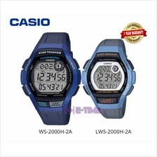 100% ORIGINAL CASIO WS-2000H LWS-2000H COUPLE STEP TRACKER SPORT WATCH