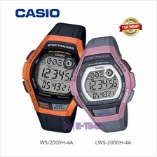 100% ORIGINAL CASIO WS-2000H-4A LWS-2000H-4A COUPLE STEP TRACKER SPORT
