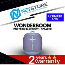 Ultimate Ears UE WONDERBOOM Portable Bluetooth Speaker - LILAC