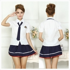 Sexy Uniform Cosplay Suit A183 Sexy Lingerie Women Fashion Pajamas