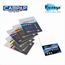 Campap Arto Premium Multi-purpose Brief Card A4 (120gsm/180gsm/210gsm/
