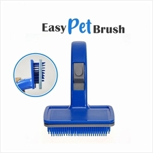 Penyikat bulu haiwan Self Cleaning Slicker Pet Brush Stimulates Skin and Hair