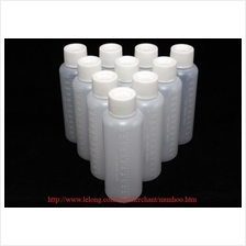 120ML PLASTIC BOTTLE - 10 Pieces