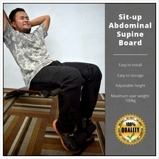 Sit Up Abdominal Supine Board gym fitness siri 2