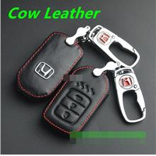 Honda Civic FC 10th-Gen Type R Keyless Remote Key Leather Case Cover