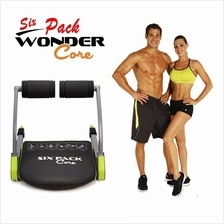 Gym untuk turun berat badan Wonder Core Total Smart Workout Machine
