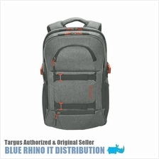 "Targus 15.6"" Urban Explorer Laptop Bag/ Backpack - Grey (TSB89704)"