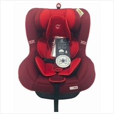 Crolla\u2122 S+ 360 ISOFIX (360 Rotation Makes Life Easier) | Merlot -