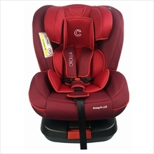Crolla\u2122 S+ ISOFIX (Safety & Comfortable) | Merlot - 30% OFF!!