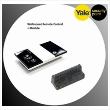 YALE Wallmount Remote Control with Remote Module