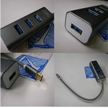 Cable Creation TYPE C Hub OTG 4x USB 3.0 macBook Rm79