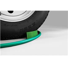 [From USA]Hose Slide - Ultimate Car Washing Accessory (2 Pack Green)