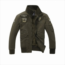 Fashion Add Wool Outdoor Army Jackets And Coats