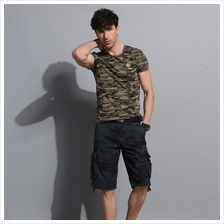 The Elastic Tights Movement Camouflage T-Shirt